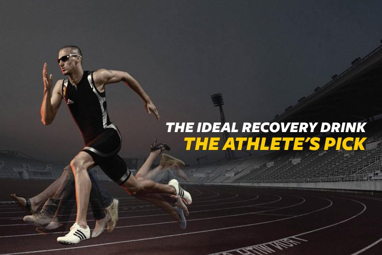 The Ideal Recovery Drink- The Athlete's Pick
