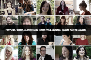 top food bloggers and their recipes