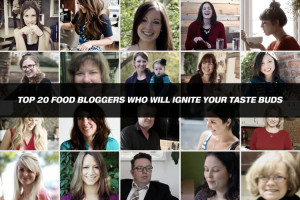 top 20 food bloggers