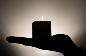 candle meditation