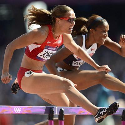 hurdling