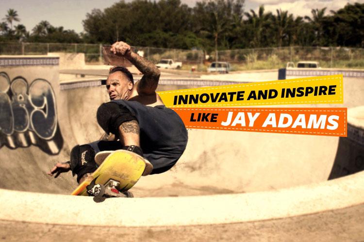 Innovate And Inspire Like Jay Adams