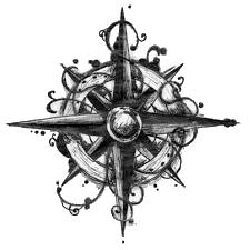 navigation compass for travel