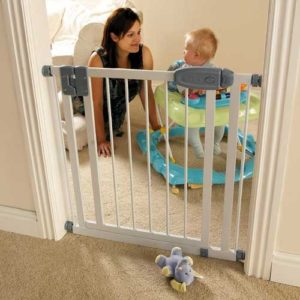 Baby safety at home