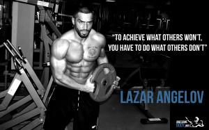 Lazar Angelov picture quote