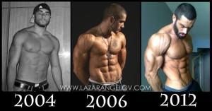 Lazar Angelov transformation from 2004 to 2012