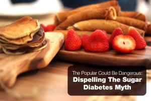 sugar diabetes myth