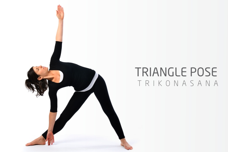 Triangle Pose (Trikonasana) | Workout Trends
