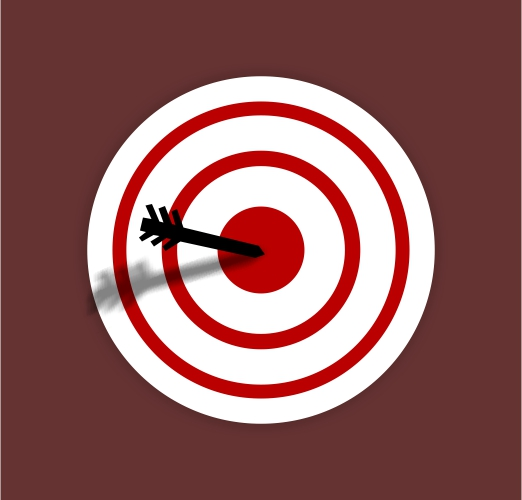 Ask yourself why your kid is behaving in such a way and hit the anger's bulls eye