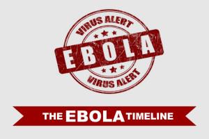 ebola virus alert- the timeline