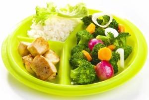 portion platter