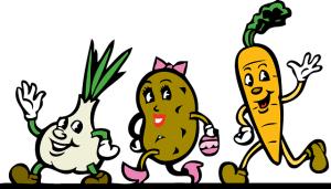 onions potatoes
