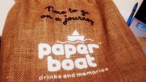 Paper Boat Packaging