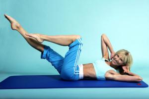 Criss Cross Exercise for Women