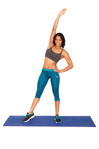 Standing Chop Exercise