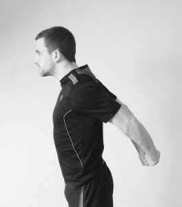 behind-back-chest-stretch